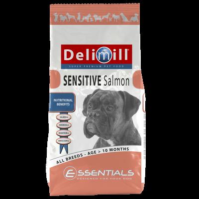Delimill ESSENTIALS SENSITIVE SALMON 15 kg