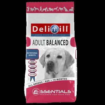 Delimill ESSENTIALS ADULT BALANCED 15kg